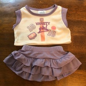 Build a bear fun outfit